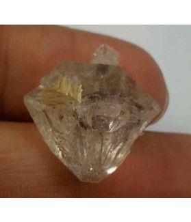 17.23 Carats Herkimer Diamond 18.55 X 17.93 X 12.89 mm