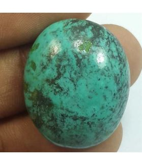 26.81 Carats Turquoise 26.16 x 21.31 x 7.31 mm