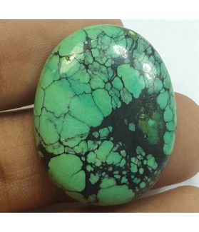 20.33 Carats Turquoise 27.77 x 22.10 x 5.77 mm