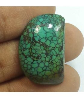 21.18 Carats Turquoise 26.09 x 16.74 x 6.09 mm