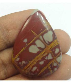 36.85 Carats Norina Jasper 35.77 x 26.39 x 5.17 mm