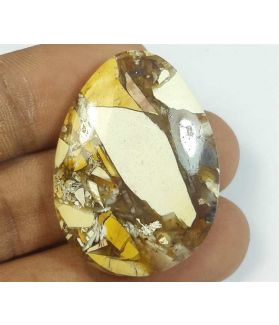 41.27 Carats Mookaite Barritted 35.36 x 26.34 x 6.09 mm