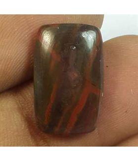 7.04 Carats Cherry Creek Jasper 16.54 x 10.47 x 3.85 mm