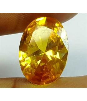 5.76 Carats Yellow Quartz 13.76x9.53x4.36 mm