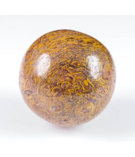 Mariam jasper Stone Ball 157 gm