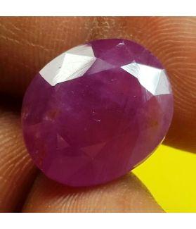 10.33 Carats Guinea Mines Ruby 15.38 x 12.55 x 4.67 mm