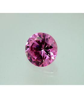 7 Carats Natural Pink Cubic Zircon