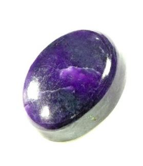 12.00 Carats Natural Sugilite Oval Shape 16.54x13.25x5.63 mm