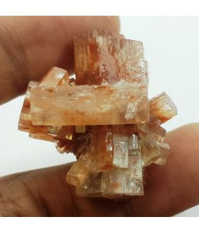 84.42 Carats Natural Aragonite 31.45 X 22.33 X 21.80 mm