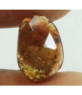3.83 Carats Natural Andalusite 13.84 X 9.54 X 3.32 mm