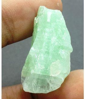 30.99 Carats Natural Zeolite 29.35 X 16.23 X 12.44 mm
