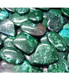 Chrysocolla+Malachite A++ Quality Wholesale Lot Gems