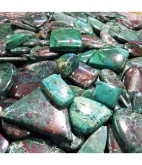 Chrysocolla+Malachite A+ Quality Wholesale Lot Excellent Gems