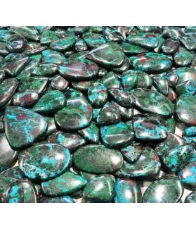 Chrysocolla+Malachite A+++ Quality Wholesale Lot Gemstone