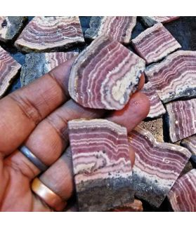 Rhodochrosite Wholesale Lot Slab