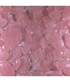 Rose Quartz Wholesale Lot Gemstone