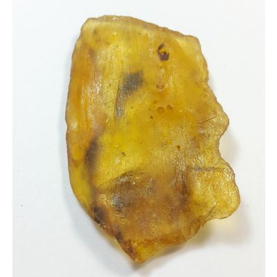 119.60 Carats  Natural Amber rough Shape