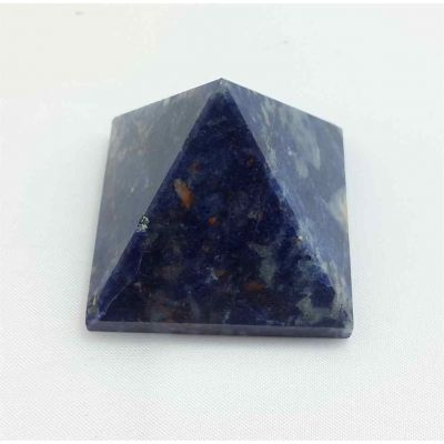 Sodalite Pyramid 21 to 40 Gram Avg