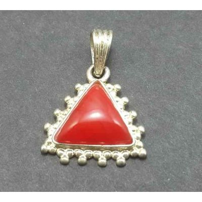 Coral Pendent, 18 x 6 mm
