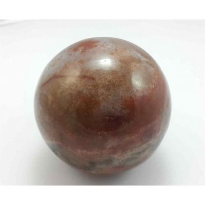 Fancy Agate Ball 395 Gram