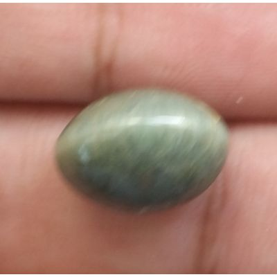 9.24 Carats Natural Cats Eye  13.80x9.94x9.67mm