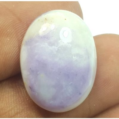 10.94 Carats Natural morado opal Oval Shaped 20.05x15.02x5.81 mm