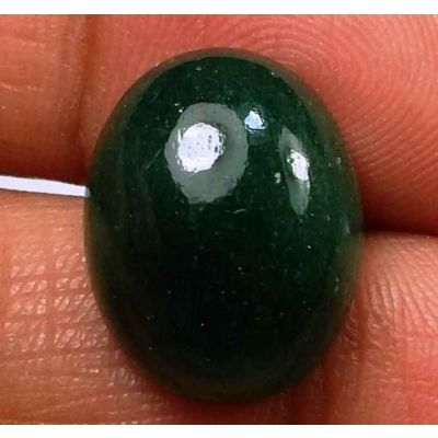 8.47 CT Green Aventurine 100 % Natural Oval Shaped Gemstone