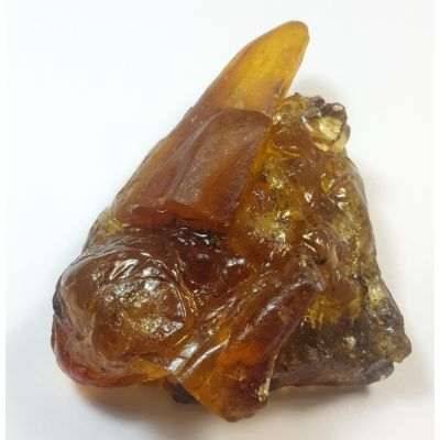598 Carats  Natural Amber rough Shape