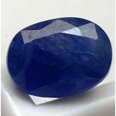 11.63 Carats Ceylon Blue Sapphire 13.38 x 9.94 x 9.08 mm