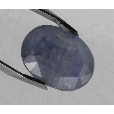 10.54 Carats Blue Sapphire 13.45 x 10.15 x 7.70 mm