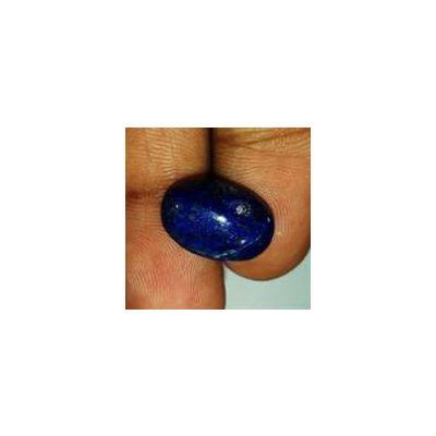 10.12 Carats Lapis Lazuli 16.25 x 11.15 x 6.15 mm