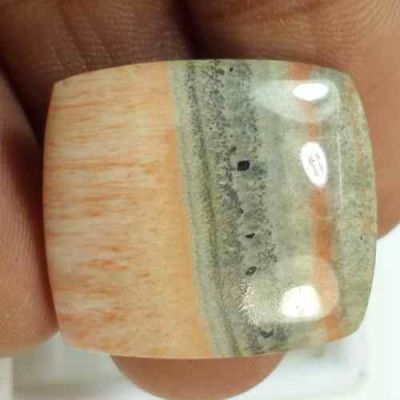 30.51 Carats Natural Celestobarite 23.50 x 21.87 x 4.38 mm