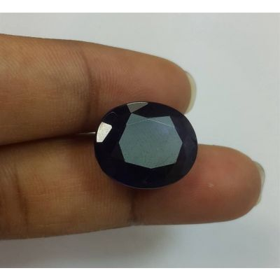 10.31 Carats Purple Iolite 15.39 x 12.43 x 8.57 mm