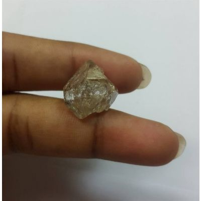 11.60 Carats Herkimer Diamond 15.89 x 14.79 x 10.52 mm