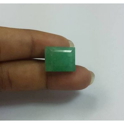 10.12 Carats Colombia Emerald 14.63 x 11.66 x 6.40 mm