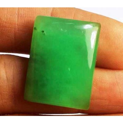23.90 Carats Chrysoprase 22.87 X 17.50 X 5.72 mm