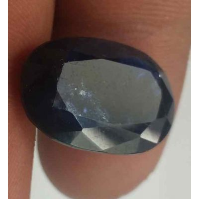 15.59 Carats Kyanite 18.47 x 12.55 x 7.15 mm