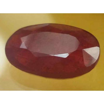 10.74 Carats Mozambique Ruby 16.98 x 11.05 x 4.70 mm