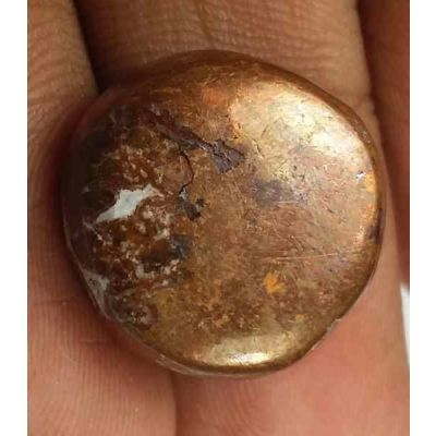 38.65 Carats Native Copper 15.95 x 15.69 x 7.31 mm