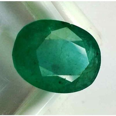11.77 Carats Green Columbian Emerald 15.46 x 11.08 x 5.71 mm