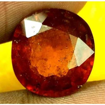 11.75 Carats Ceylon Hessonite 14.19 x 13.45 x 7.74 mm