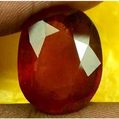 13.2 Carats Ceylon Hessonite 16.06 x 12.70 x 7.58 mm