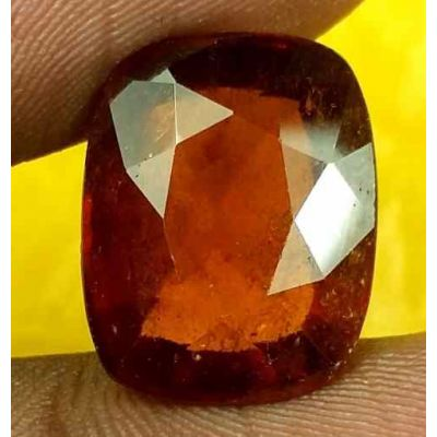 10.4 Carats Ceylon Hessonite 14.76 x 11.75 x 6.65 mm