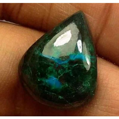 13.08 Carats Chrysocolla 17.08 x 13.53 x 5.48 mm