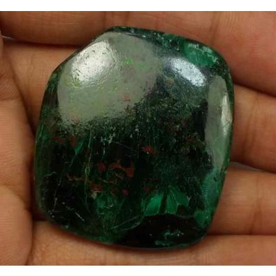 110.58 Carats Chrysocolla 38.50 x 34.27 x 6.17 mm