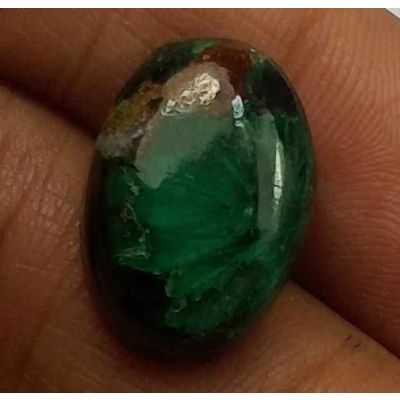13.39 Carats Chrysocolla 16.55 x 11.53 x 5.97 mm