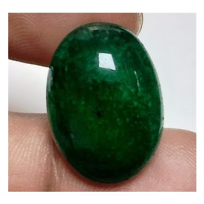 16.34 Carats  Natural Green Aventurine Quartz 20.33 x 14.56 x 6.95 mm