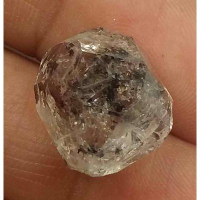 11.2 Carats Herkimer Diamond 15.19 X 14.17 X 10.02 mm