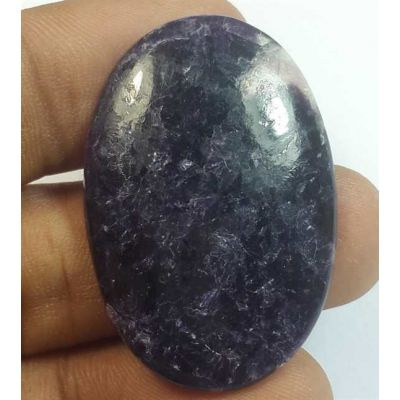 31.20 Carats Lepidolite 36.60 x 24.74 x 4.37 mm