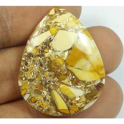 23.94 Carats Mookaite Barritted 35.36 x 16.39 x 4.19 mm